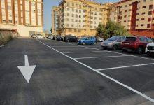 Vila-real millora la seguretat i amplia l'aparcament en la zona de Corts Valencianes i Alfons el Magnànim