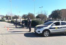 Detenido en un control de la Policía Local de Benicàssim un conductor ebrio que simulaba ser miembro de las Fuerzas de Seguridad