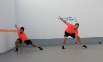 La regidoria d'Esports d'Almenara ofereix entrenaments online en directe
