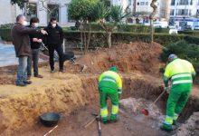 El Ayuntamiento pone al descubierto nuevos restos de la muralla medieval de Burriana