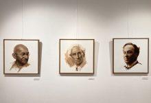 Les 'Icones del segle XX' de Lluís Ribas arriben al Mucbe de Benicarló