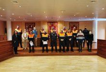 Almenara reconoce las tareas de Protección Civil durante la pandemia de la COVID-19
