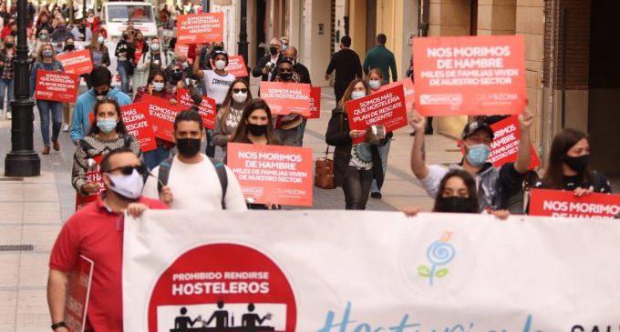 La indignació de l'hostaleria de Castelló s'expandeix i més bars amenacen amb obrir