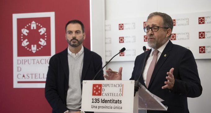 La Diputació activa el CRU 2021 amb 400.000 euros perquè els municipis renoven espais degradats amb ceràmica de Castelló
