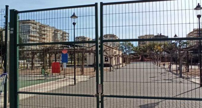 Benicàssim obri parcs i jocs infantils a partir del dilluns 1 de març