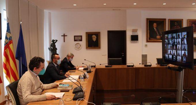 Vila-real dóna llum verda per unanimitat a 192.000 euros per al Pla Resistir i 30.000 euros per ajudar a la xiqueta Zoe