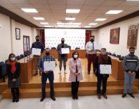 Turisme premia la qualitat de cinc nous establiments de Benicarló