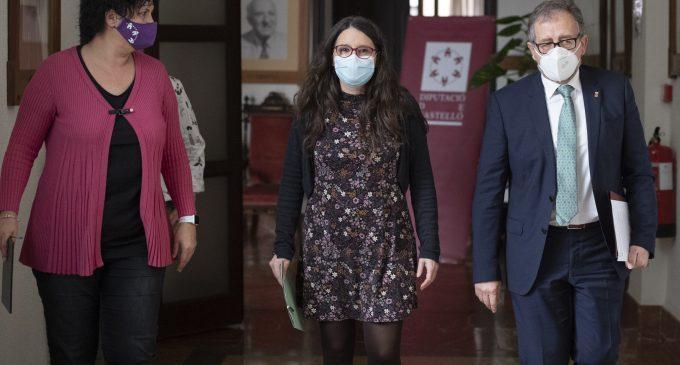"""La Generalitat i la Diputació fan un pas ferm cap a la """"construcció d'un autèntic sistema de serveis socials públics"""""""