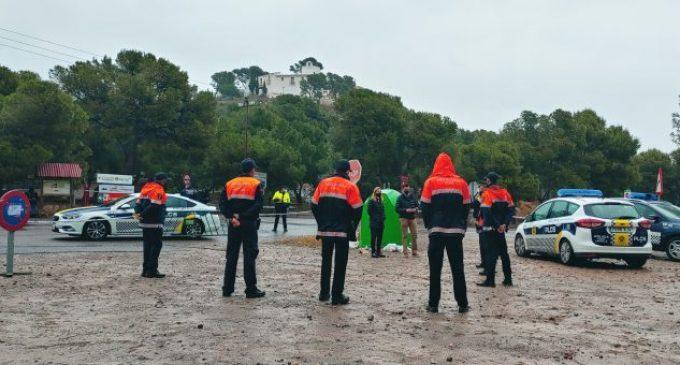 La Policia Local denúncia a una vintena de persones en l'operatiu especial de la 'no Magdalena'