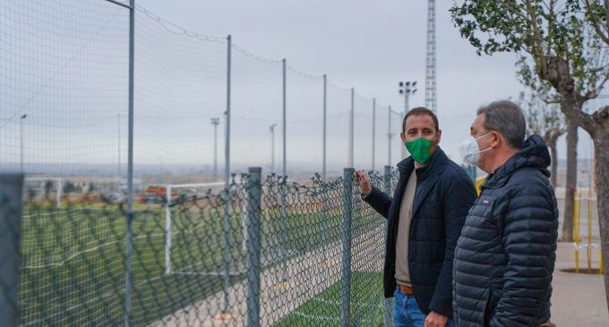 El Patronat d'Esports realitza més de 80 millores en les instal·lacions esportives de Castelló