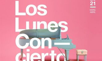 Los Lunes Concierto vuelve a la agenda cultural de Castelló con seis actuaciones