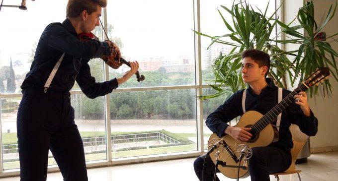 Benicàssim reactiva la cultura amb 11 actuacions a l'Espai de la Música