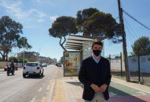 Castelló amplía la red de paradas de transporte público accesibles con un proyecto del Pirecas