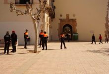 La ciudadanía responde: El dispositivo policial de la Basílica por la Ofrenda no detecta incidentes