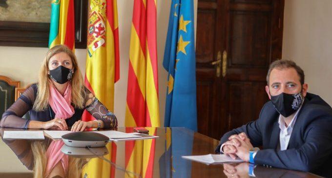 Castelló reobri instal·lacions esportives i locals d'associacions