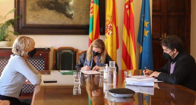 El Planetari de Castelló reforça sinergies i accions amb la Ciutat de les Arts i les Ciències