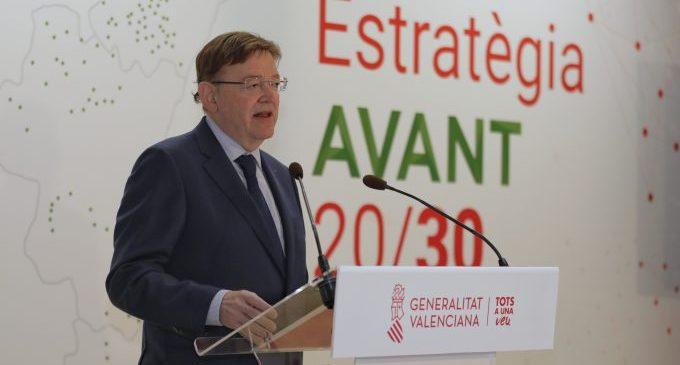 """Puig llama a superar la desigualdad rural a través de una """"alianza de alianzas institucional"""""""
