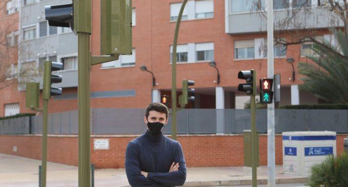Castelló instala nuevos semáforos para mejorar la seguridad vial