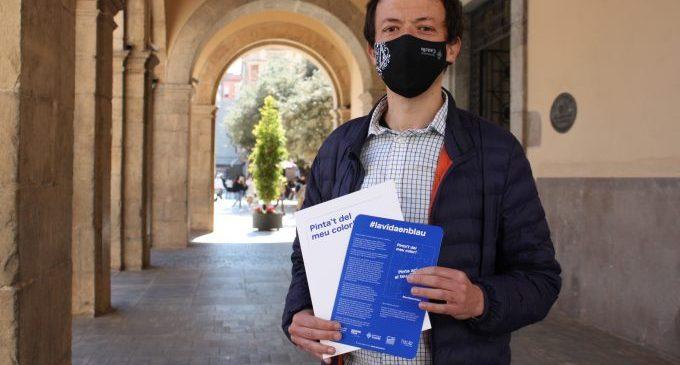 Castelló convida a viure 'La Vida en Blau' amb motiu del Dia Internacional de l'Autisme