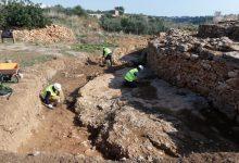 L'excavació en el Torrelló d'Almassora descobreix un fossat ampliat cap al Millars