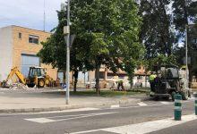Almassora inicia el proyecto de reforma de San Fernando y avenida Castellón con 675.000 euros