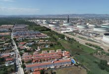 Pantalla verde, insonorización de viviendas y vial rápido optarán a fondos europeos en Almassora