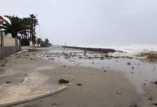 Unanimitat en el ple d'Almassora per a executar obres urgents en la costa