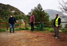 La Vall d'Uixó adequa el clos i les taules de la Font de l'Anogueret