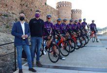 L'equip ciclista professional Burgos BH prepara les seues pròximes competicions a Onda