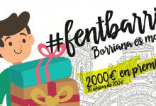 Borriana llança una nova campanya promocional per a incentivar el comerç de barri