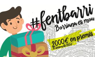 Burriana lanza una nueva campaña promocional para incentivar el comercio de barrio