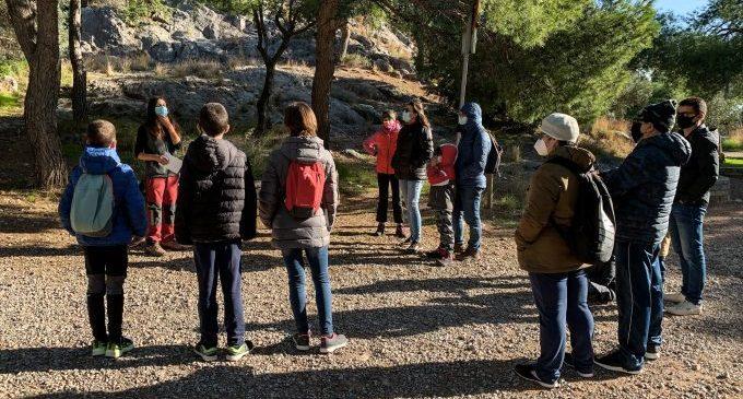 'Celebrem amb la natura' realitzarà una plantació d'espècies autòctones en el paratge de la Magdalena