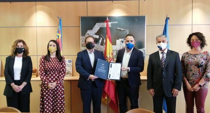 Port Castelló aconsegueix la certificació ISO 45001 per la seua seguretat i salut en el treball