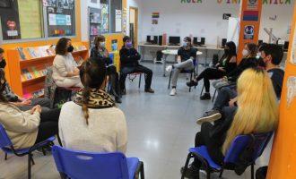 Joves de Benicàssim mostren el seu interés per emprendre