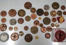 Nules amplia la col·lecció medallística del Museu Enrique Giner
