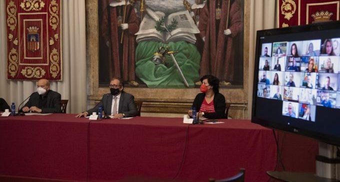 La Diputació rebrà 244.702 euros de Bankia per l'execució de la sentència vinculada a l'herència del doctor Esteve