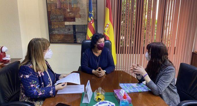 La Diputació de Castelló i Salut i Comunitat s'alien per a donar oportunitats formatives i laborals a les víctimes de l'esclavitud sexual