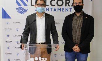 El Ayuntamiento de l'Alcora paga las primeras ayudas Paréntesis a autónomos del Plan Resistir