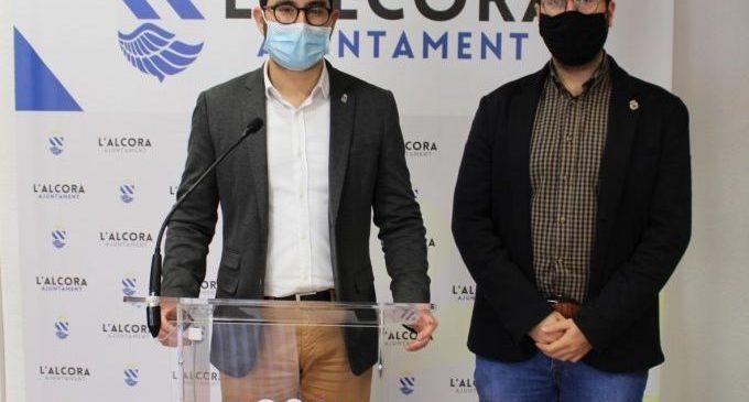 L'Ajuntament de l'Alcora paga les primeres ajudes Parèntesi a autònoms del Pla Resistir