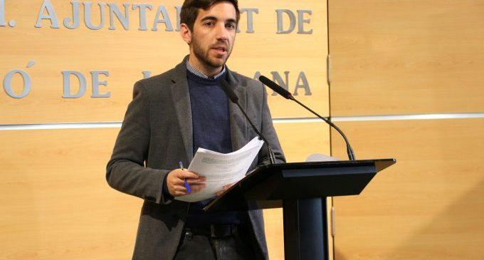 Castelló bonifica un 50% el IBI a las viviendas con instalaciones fotovoltaicas