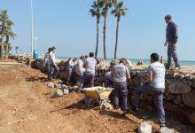 Nules continúa con las mejoras en la Playa de les Marines