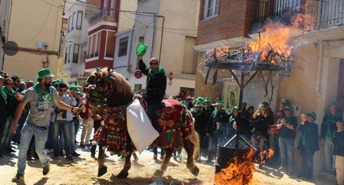 Les festes de Sant Vicent de Nules: declarades festes d'interés turístic provincial