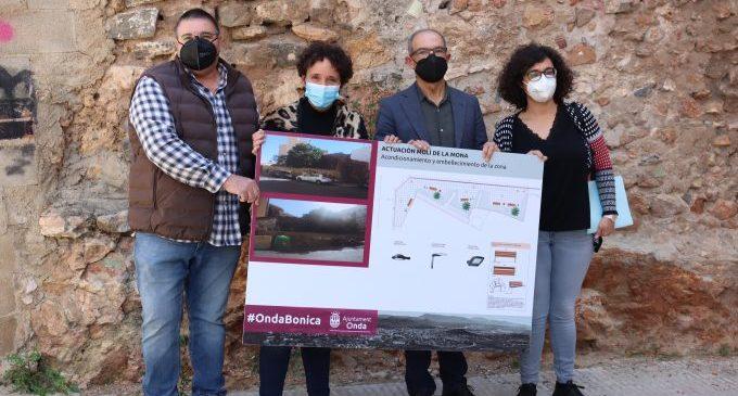 #OndaBonica estrena el seu pla per a 2021 amb la regeneració i millora del Molí de la Mona