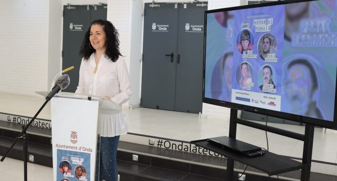 Luis Piedrahita, Santi Rodriguez, Pablo Ibarburu i Valeria Ros posen 'Humor al Mónaco' a Onda