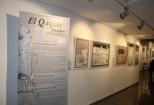 Nules organitza 'El Quixot vist per Fandos', la seua primera exposició itinerant