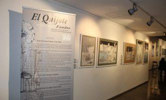 Nules organiza 'El Quijote visto por Fandos', su primera exposición itinerante