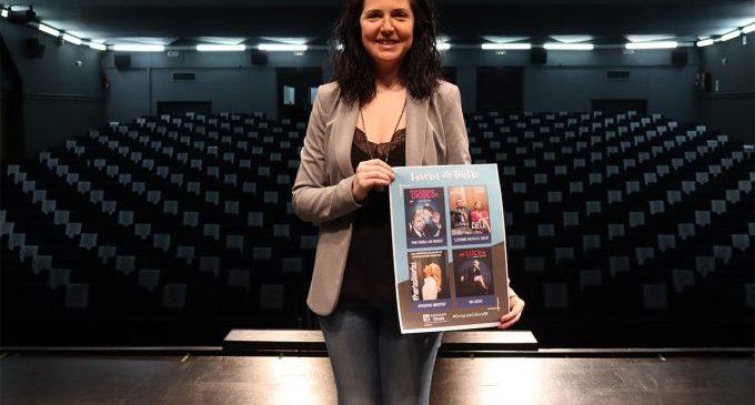 Lolita Flores, Fernando Cayo, Cayetana Guillén Cuervo i Antonia San Juan actuaran a Onda