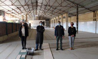 L'Alcora prepara un proyecto artístico de innovación educativa con cerámica: 'La Fábrica de Ideas'