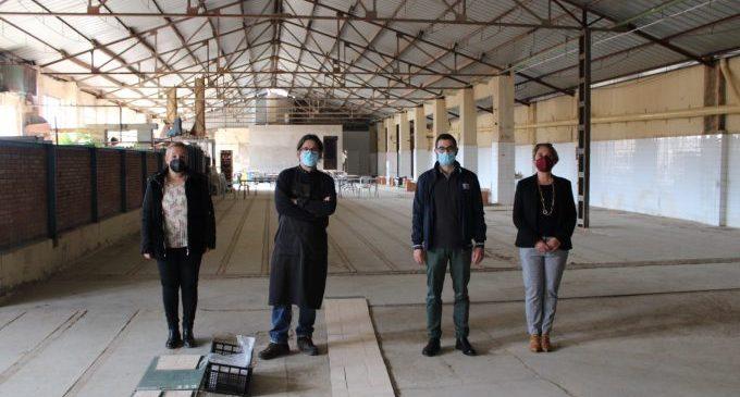 L'Alcora prepara un projecte artístic d'innovació educativa amb ceràmica: 'La Fàbrica d'Idees'
