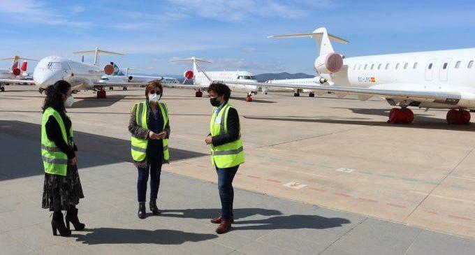 Onda i l'Aeroport de Castelló s'alien per a sumar competitivitat a les empreses del parc logístic